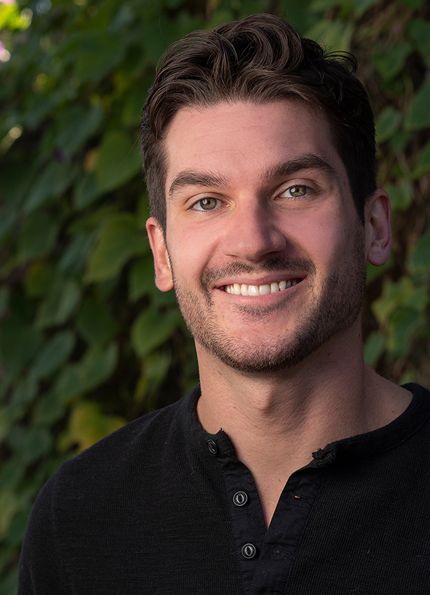NATE COUTURE MARKETING MANAGER