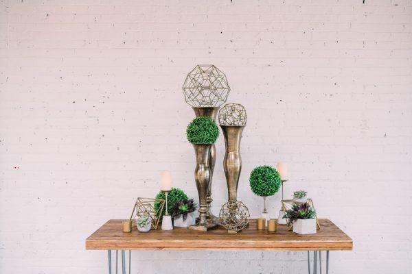 Modern Bronze decor package